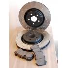 Передний тормозной диск DBA4000 T3 Slotted DBA42632S SRT