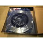 Передний тормозной диск DBA4000 350 x 32mm T3 Slotted DBA42635S