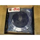 Задний тормозной диск DBA4000 T3 Slotted 330 x 22 mm DBA42637S