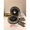 Комплект передних тормозных дисков Stoptech