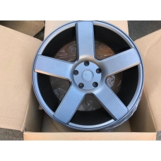 Колесный диск DUB Baller 20x9,5 5x127 Matte/Gray