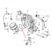 Прокладка турбины Jeep Grand Cherokee WK2 3.0 CRD 68148169AA