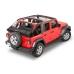 Мягкая крыша Jeep Wrangler JL (4-x дверный)