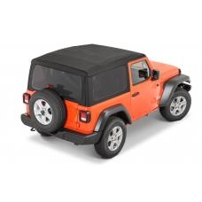Мягкая крыша Jeep Wrangler JL (2-дверный)
