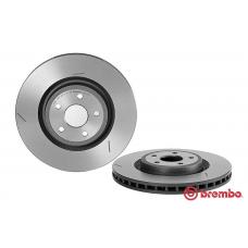 Передний тормозной диск BREMBO WK2 SRT 380mm с УФ обработкой
